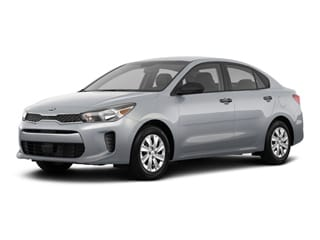 2018 Kia Rio Sedan Ultra Silver Metallic