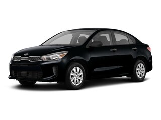 New 2018 Kia Rio LX Sedan Stockton, CA