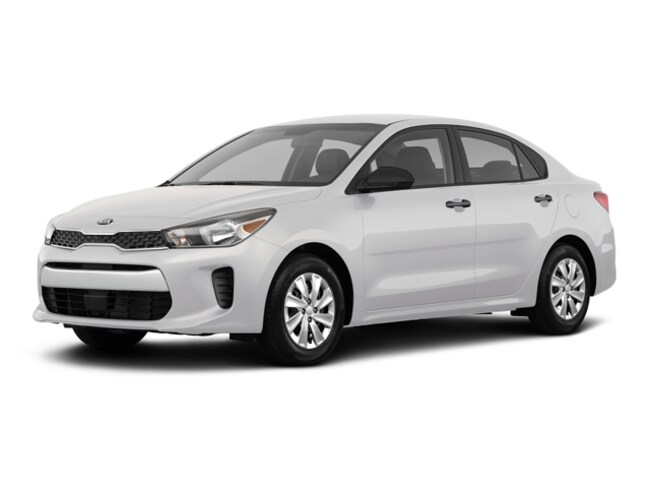 New 2018 Kia Rio LX Sedan Anchorage, AK