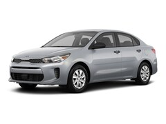 2018 Kia Rio 4DE LX + AT Sedan [] 1.6L Ultra Silver