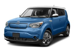 2018 Kia Soul EV Base Wagon