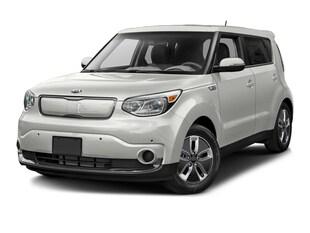 2018 Kia Soul EV Base Hatchback