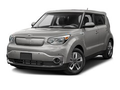 2018 Kia Soul EV Base Hatchback