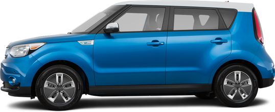 2018 Kia Soul EV Hatchback Base