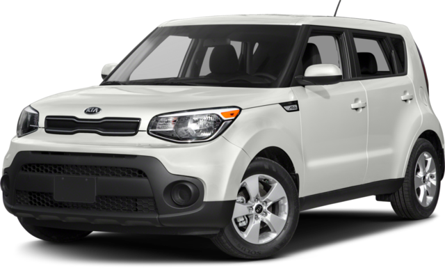 2018 Kia Soul Hatchback Base