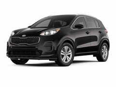 New 2018 Kia Sportage LX SUV in Las Vegas, NV