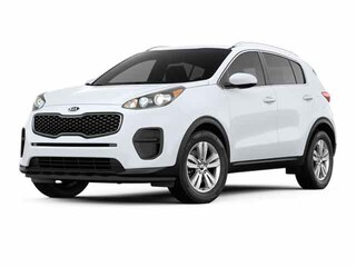 New 2018 Kia Sportage LX SUV 11636 in Burlington, MA