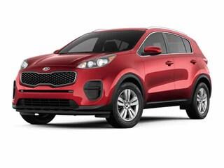New 2018 Kia Sportage LX SUV in Mechanicsburg, PA