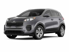 New 2018 Kia Sportage LX KNDPM3AC0J7356843 in State College, PA at Lion Country Kia
