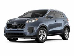 New 2018 Kia Sportage LX SUV in Burlington, MA