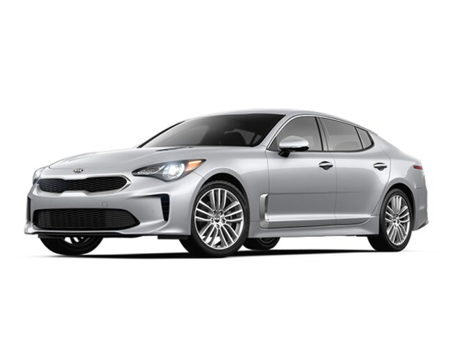 New 2018 Kia Stinger Base Hatchback for sale in Vallejo