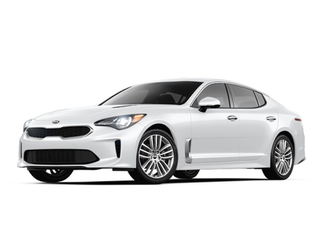 New 2018 Kia Stinger Sedan in Temple Hills