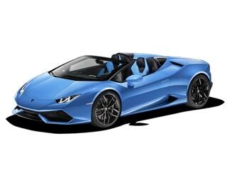 2018 Lamborghini Huracan Convertible