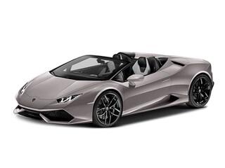 2018 Lamborghini Huracan LP580-2S Convertible