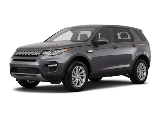 New 2018 Land Rover Discovery Sport HSE SUV in Farmington Hills, MI