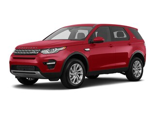 New 2018 Land Rover Discovery Sport HSE SUV LB8095 in Bedford, NH