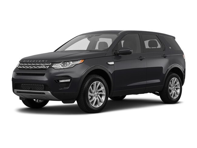 New 2018 Land Rover Discovery Sport HSE SUV in Bedford, NH