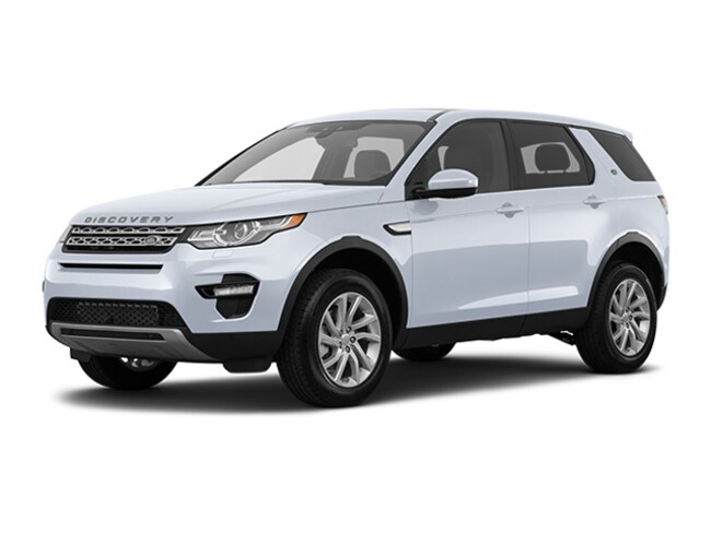 New 2018 Land Rover Discovery SPT HSE For Sale/Lease Dallas, TX