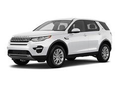 Certified Pre-Owned 2018 Land Rover Discovery Sport HSE SUV in Frisco, TX