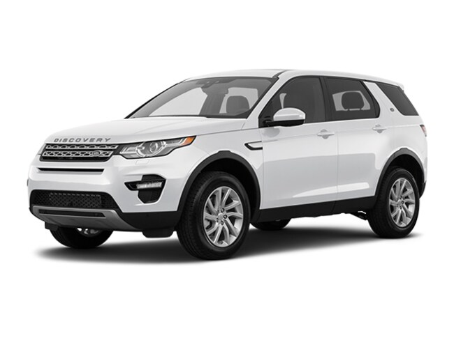 New 2018 Land Rover Discovery Sport HSE Dynamic SUV for sale in Midlothian, VA near Richmond, VA.