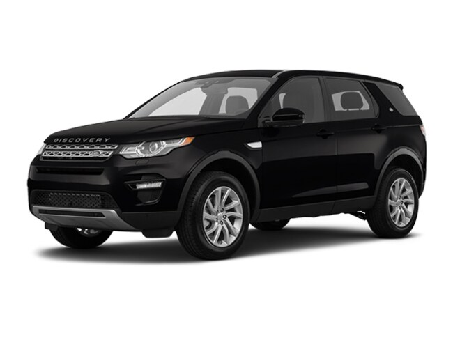New 2018 Land Rover Discovery Sport HSE SUV For Sale/Lease Dallas, TX