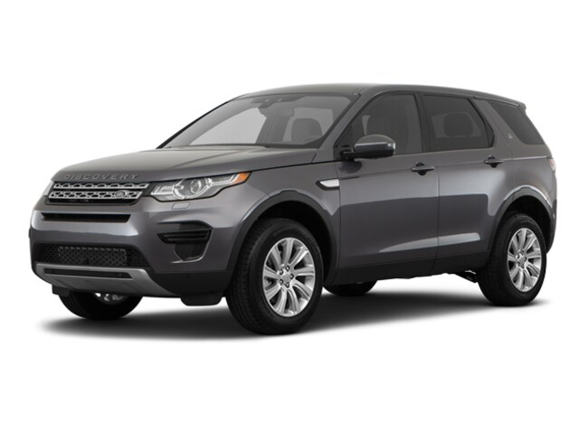 New 2018 Land Rover Discovery SPT SE For Sale/Lease Dallas, TX