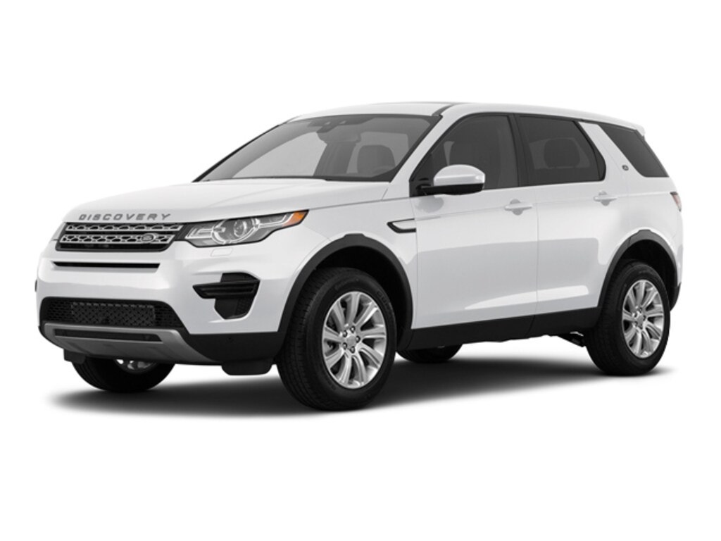 Used 2018 Land Rover Discovery Sport SE SUV For Sale in