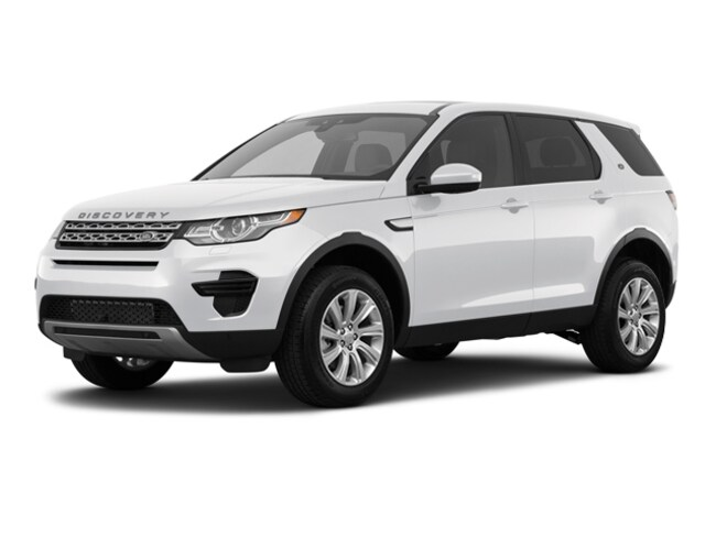 new 2018 land rover discovery sport for sale madison wi. Black Bedroom Furniture Sets. Home Design Ideas