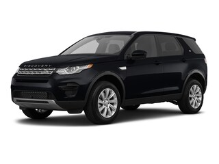Certified Pre-Owned 2018 Land Rover Discovery Sport SE SUV in Thousand Oaks, CA