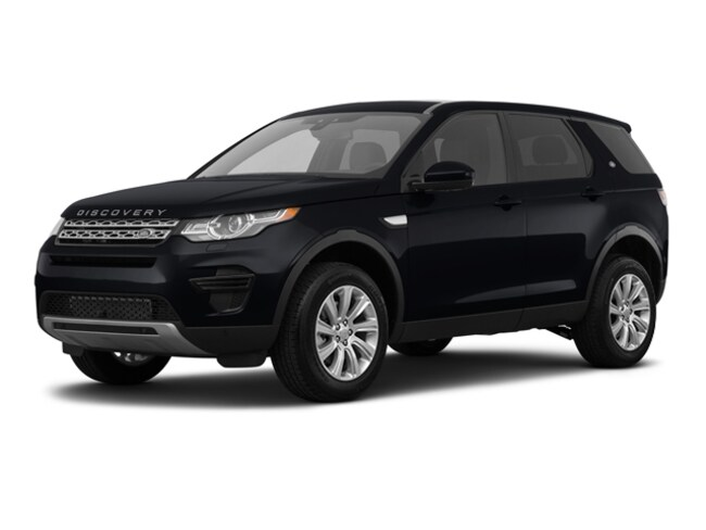 New 2018 Land Rover Discovery Sport SE SUV for sale in Chicago Area