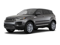 Certified Pre-Owned 2018 Land Rover Range Rover Evoque SE SUV in Cleveland