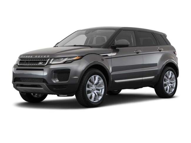 New 2018 Land Rover Range Rover Evoque SE SUV in Bedford, NH