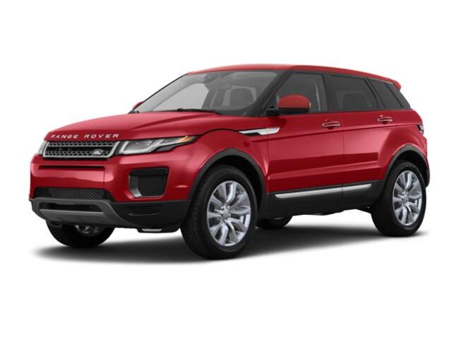 New 2018 Land Rover Range Rover Evoque SE Premium in Farmington Hills, MI