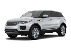 New 2018 Land Rover Range Rover Evoque For Sale Boston Massachusetts