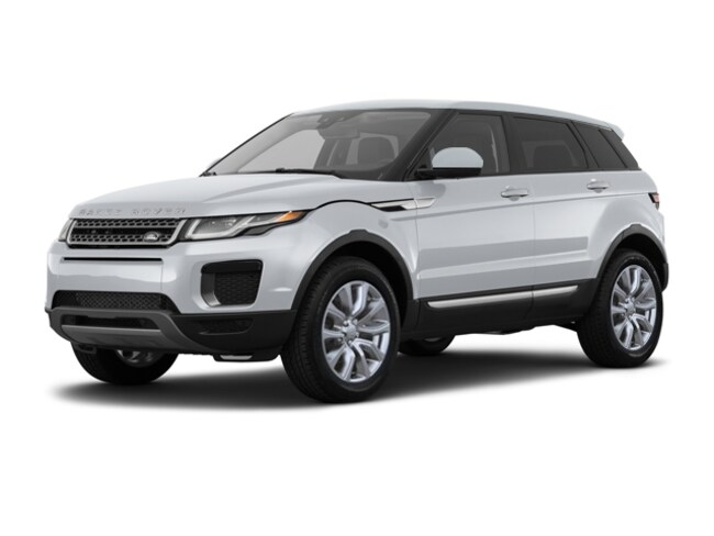 New 2018 Land Rover Range Rover Evoque SE SUV Grand Rapids