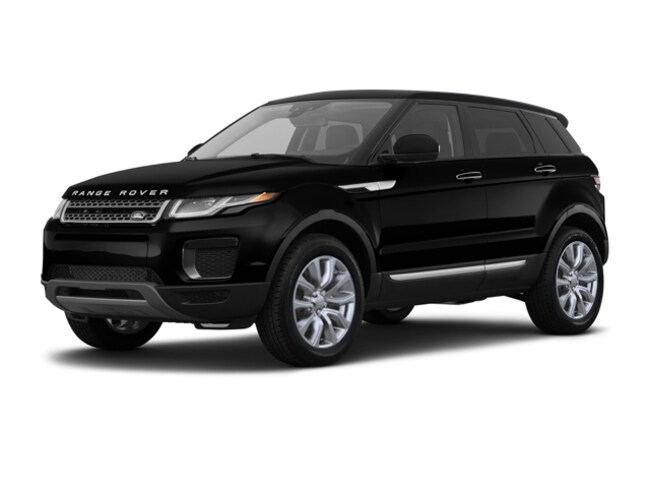 New 2018 Land Rover Range Rover Evoque SE Premium SUV in Farmington Hills, MI