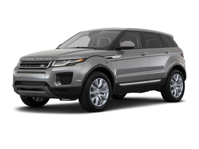 Used 2018 Land Rover Range Rover Evoque For Sale At Land Rover