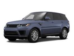 New 2018 Land Rover Range Rover Sport SE SUV Sudbury MA