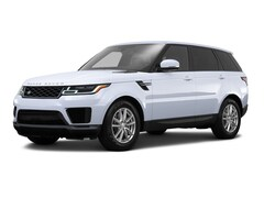 New 2018 Land Rover Range Rover Sport 3.0 Supercharged SE SUV in Farmington Hills near Detroit