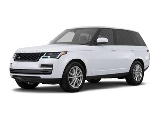 New 2018 Land Rover Range Rover 3.0L V6 Supercharged SUV near Bedford, NH