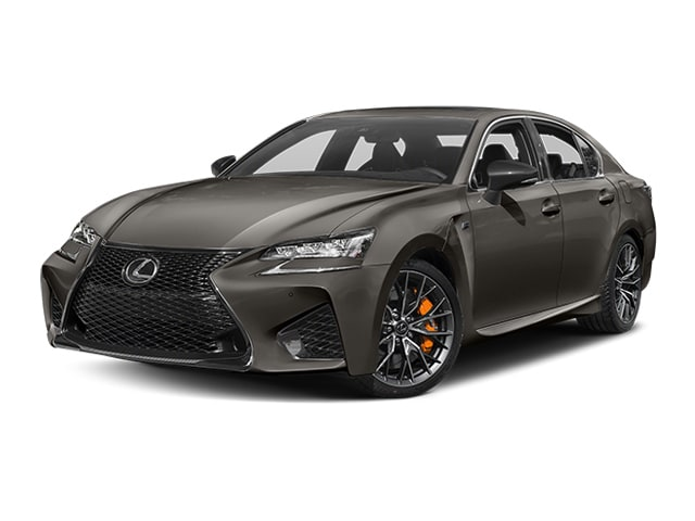 2018 Lexus GS F Sedan