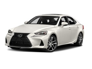 2018 LEXUS IS 300 IS 300 Sedan