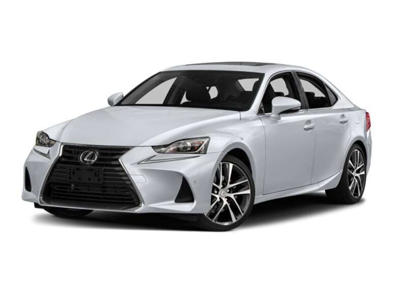 2018 LEXUS IS 300 Sedan
