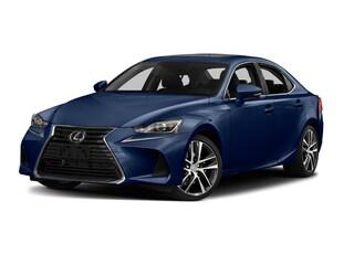 2018 LEXUS IS Sedan