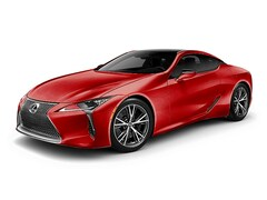 2018 LEXUS LC 500 Coupe JTHHP5AY4JA002344 for sale in Arlington Heights, IL at Lexus of Arlington