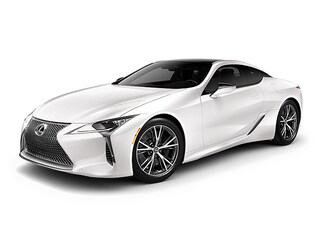 New 2018 LEXUS LC 500 Coupe