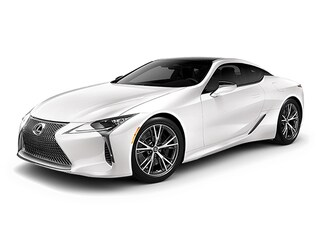 New 2018 LEXUS LC 500 Coupe in Beverly Hills, CA