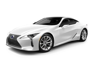 New 2018 LEXUS LC 500h Coupe in Beverly Hills, CA