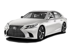 2018 LEXUS LS 500 Base Sedan