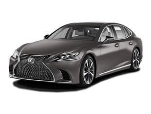 2018 LEXUS LS Luxury Package Sedan